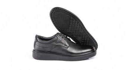 کفش کلاسیک مدل دیپلمات مشکی