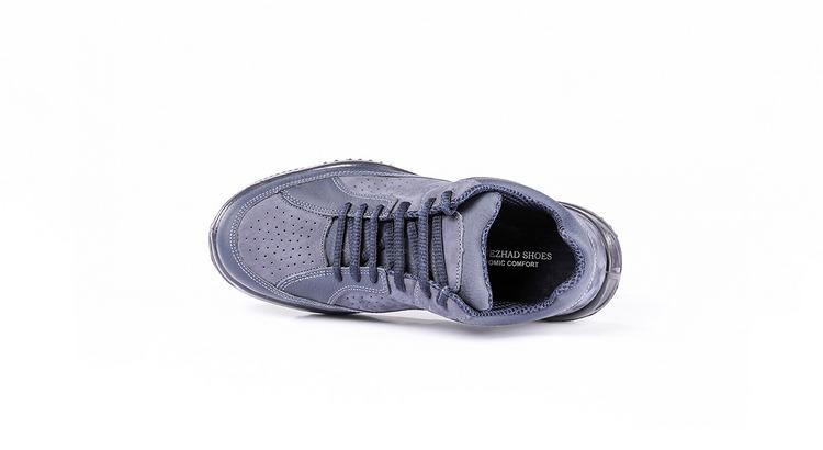 کفش ورزشی مردانه سرمه ای