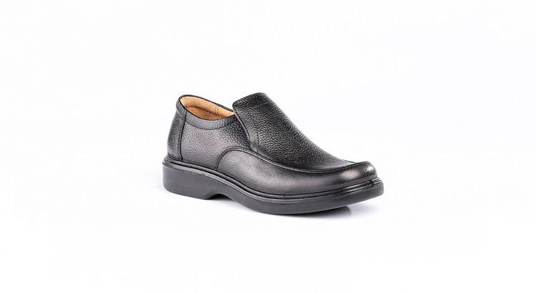 کفش طبی مردانه مدل واکر مشکی